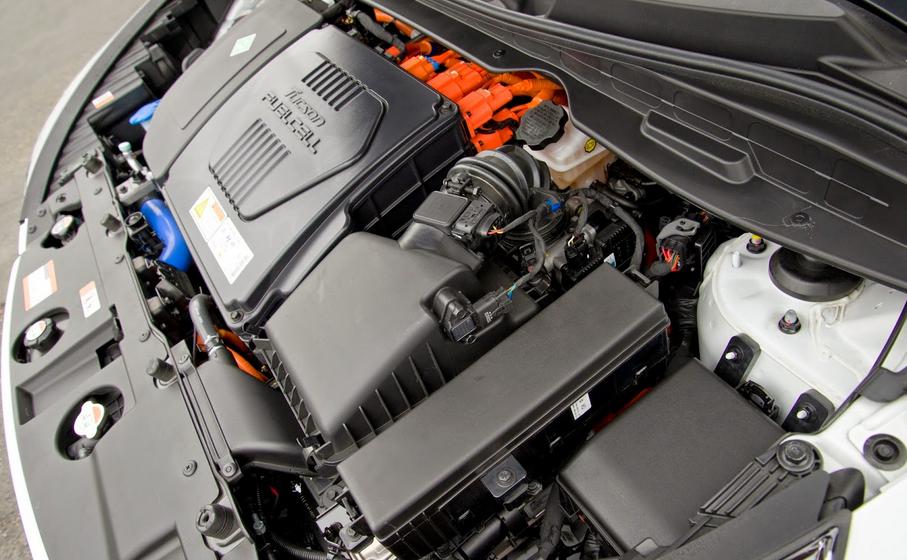 2019 Hyundai Tucson SE Engine