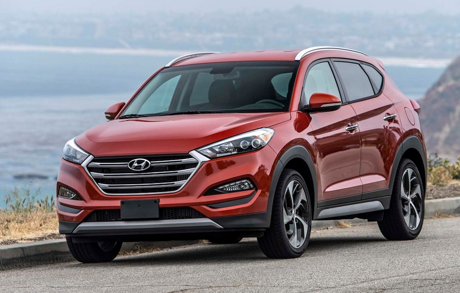 2019 Hyundai Tucson SE Exterior