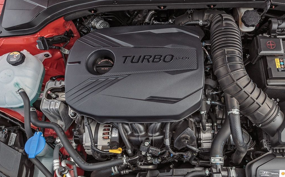 2019 Hyundai Veloster MPG Engine