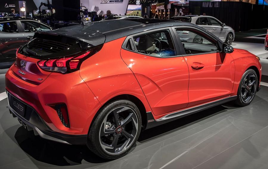2019 Hyundai Veloster Premium Concept