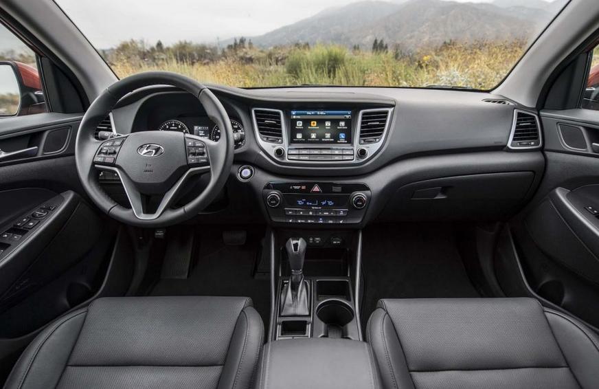 2019 Hyundai Xcent Interior