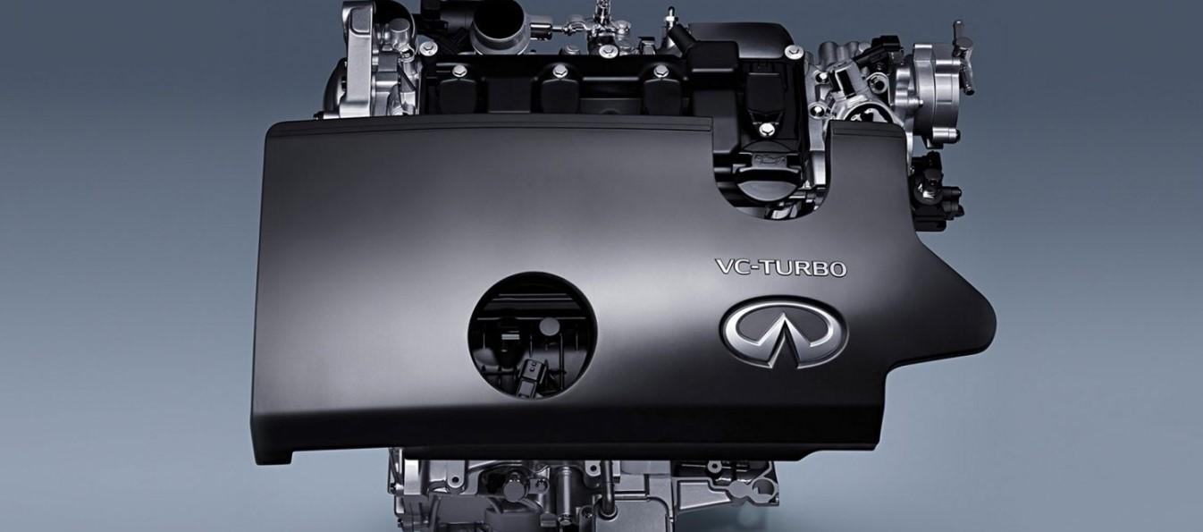 2019 Infiniti Truck Engine