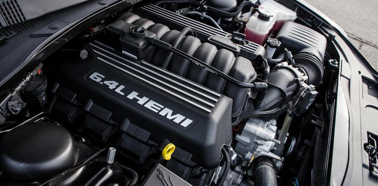 2019 SRT Chrysler 300 Engine