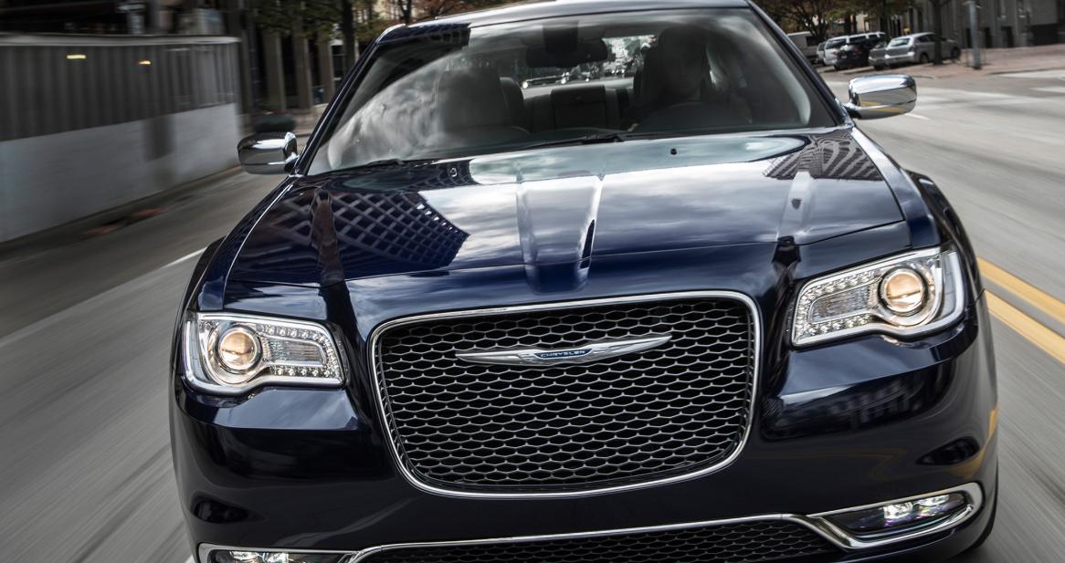 2019 SRT Chrysler 300 Exterior