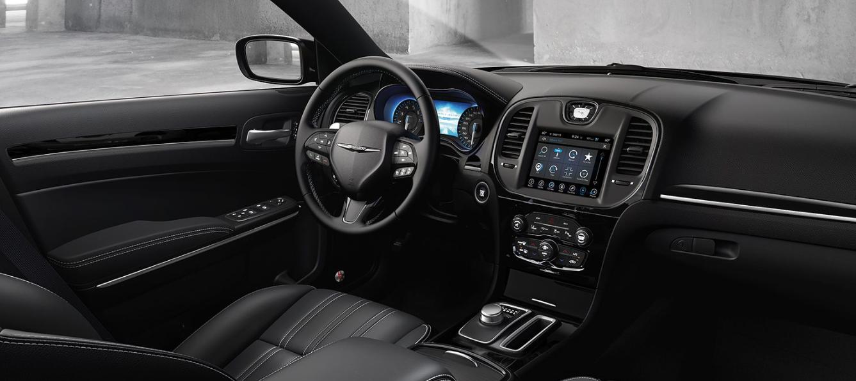 2019 SRT Chrysler 300 Interior