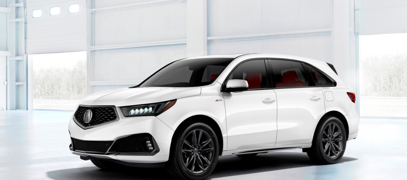 2020 Acura MDX Exterior