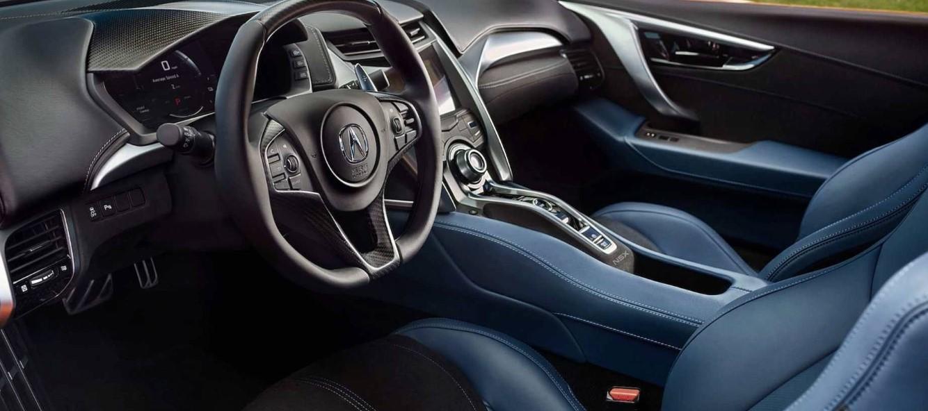 2020 Acura NSX Type R Interior