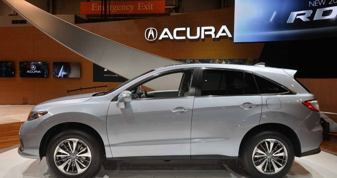 2020 Acura RDX Exterior