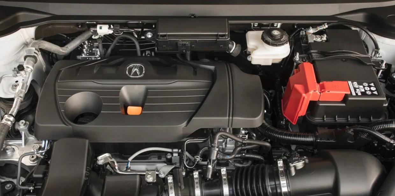 2020 Acura RDX Type S Engine