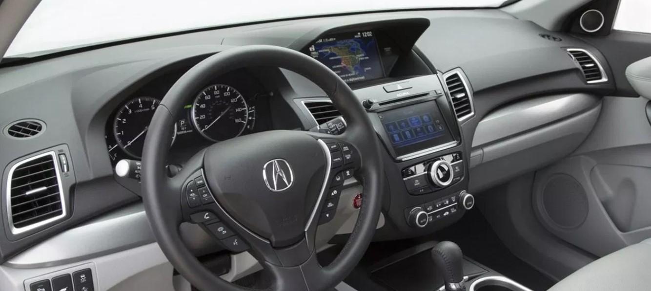 2020 Acura RDX Type S Interior