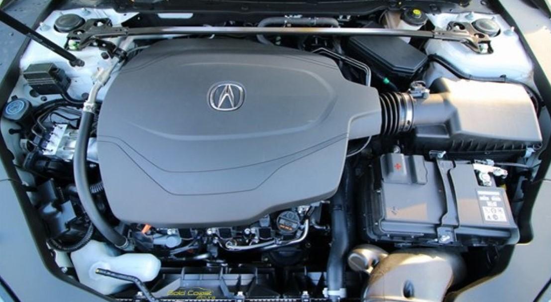 2020 Acura TL Engine