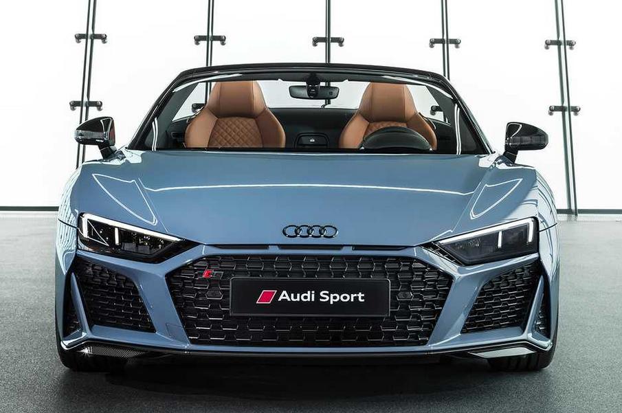2020 Audi R8 Exterior