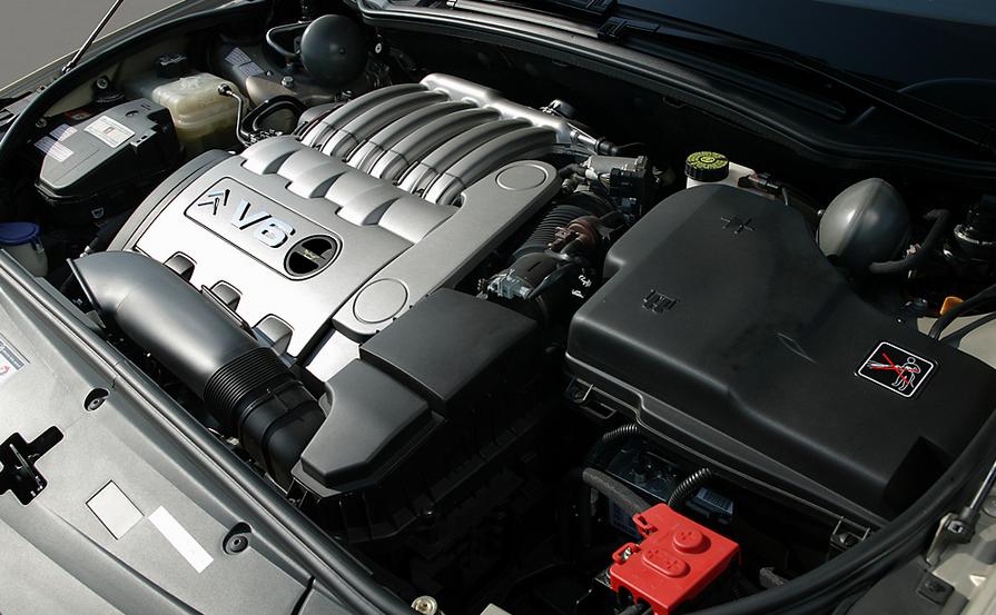2020 Citroen C5 Engine