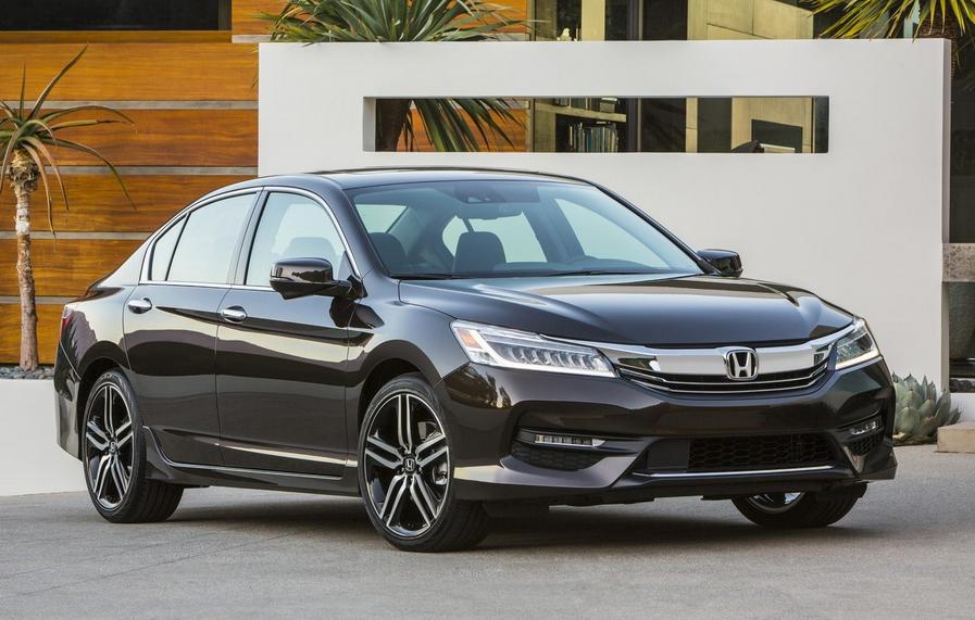 2020 Honda Accord Changes Exterior
