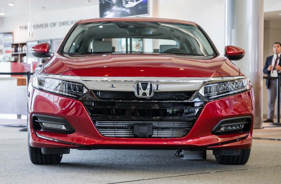 2020 Honda Accord Exterior