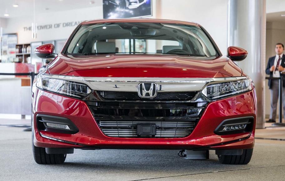 2020 Honda Accord Sedan Exterior