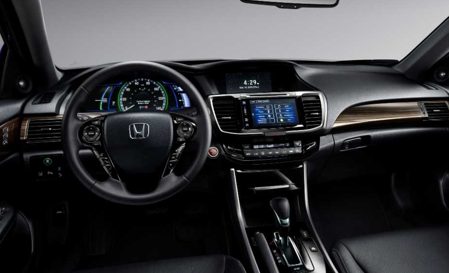2020 Honda Accord Sedan Interior