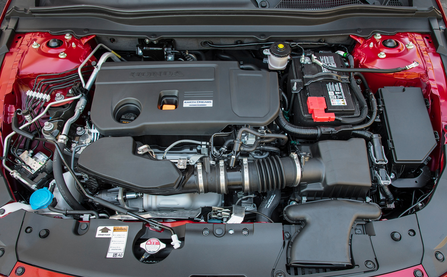 2020 Honda Accord Sport 2.0T Engine