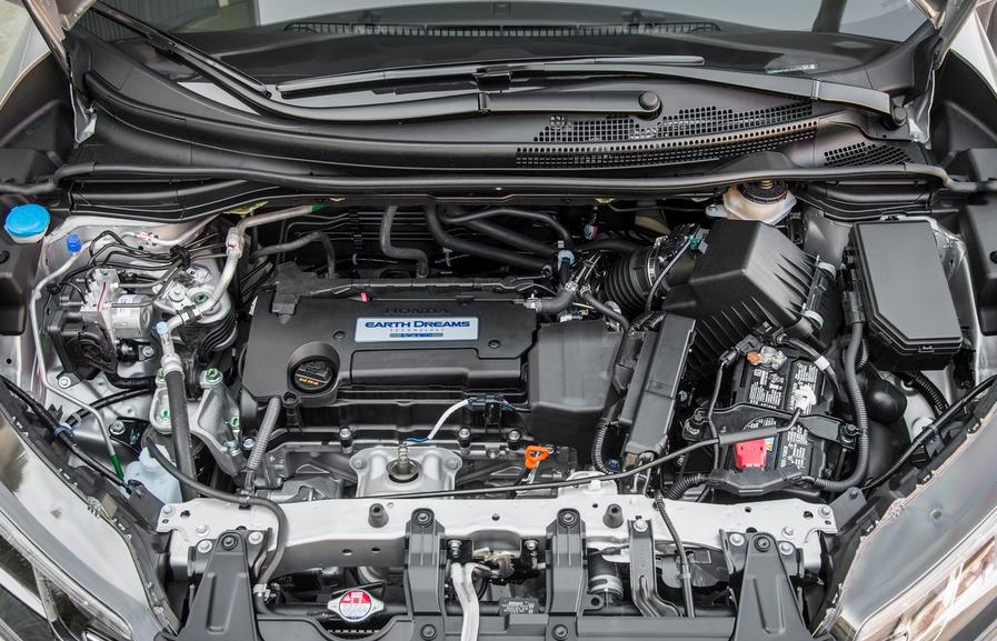 2020 Honda CR-V Engine