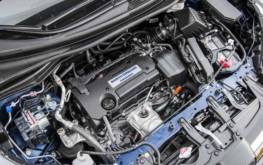 2020 Honda CRV Hybrid Engine