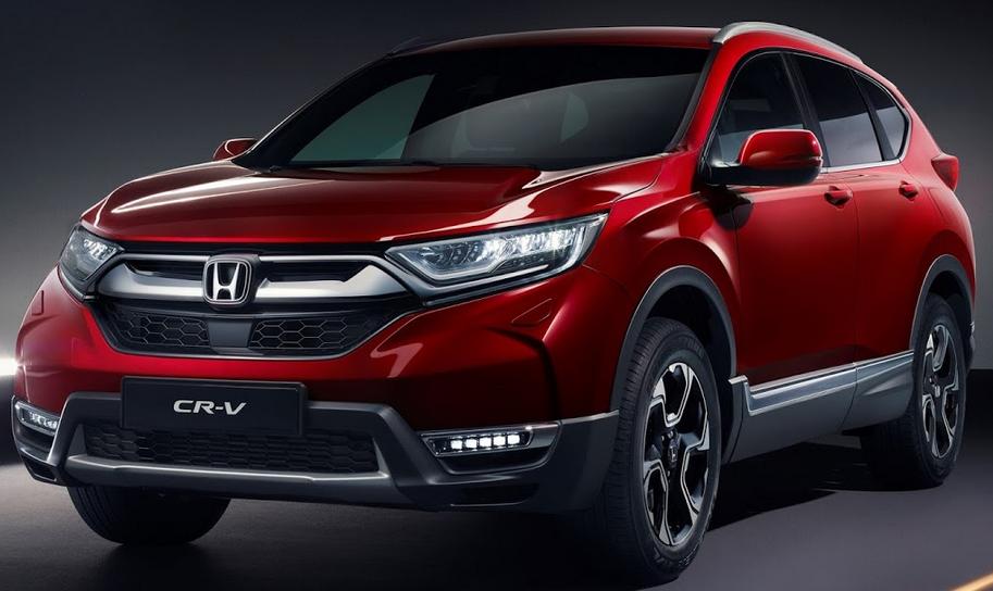 2020 Honda CRV Hybrid Exterior