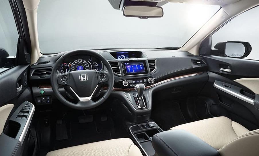 2020 Honda CRV Hybrid Interior
