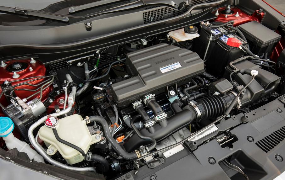 2020 Honda CRV Redesign Engine