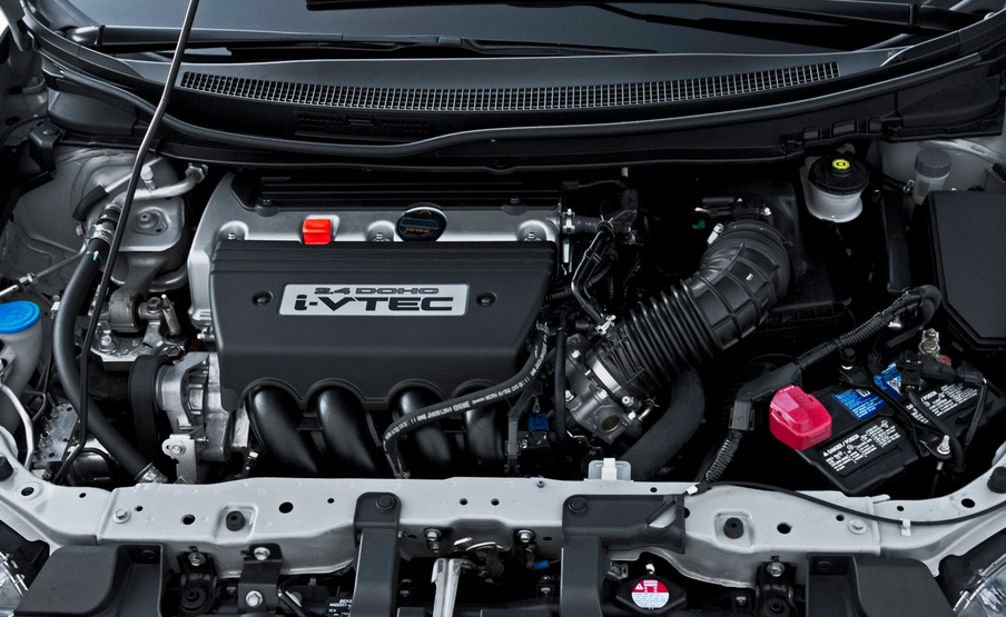 2020 Honda Civic Engine