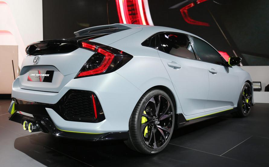2020 Honda Civic Hatchback Concept