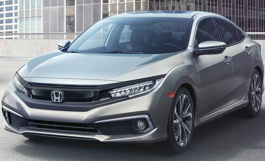 2020 Honda Civic Sedan Exterior