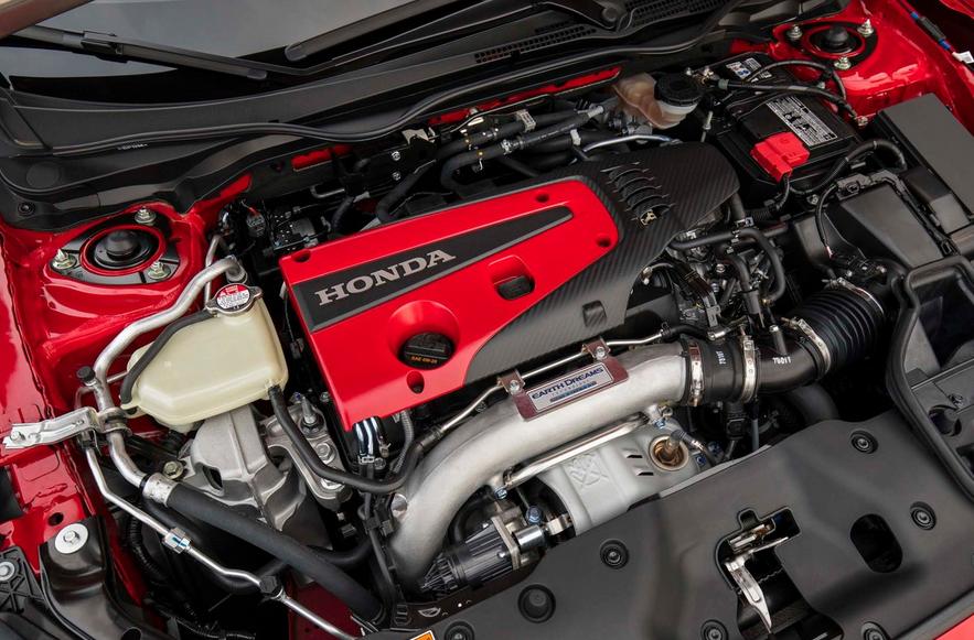 2020 Honda Civic Type R Engine