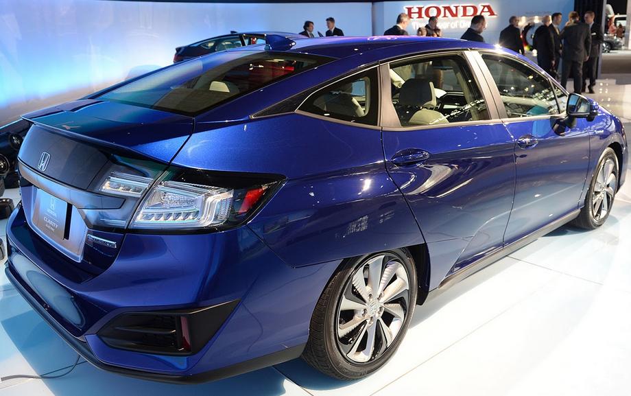 2020 Honda Clarity Hybrid Concept