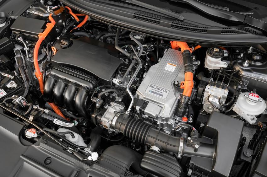 2020 Honda Clarity Hybrid Engine