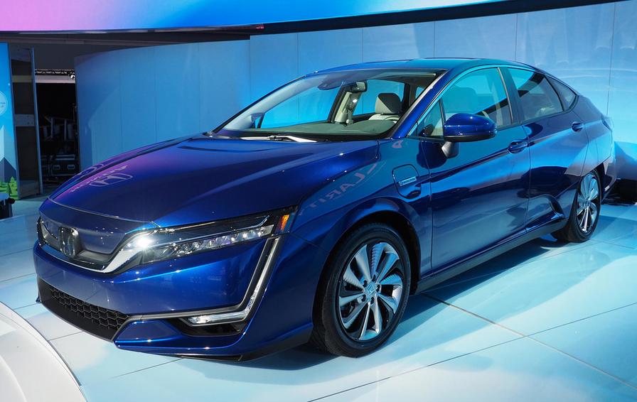 2020 Honda Clarity Hybrid Exterior