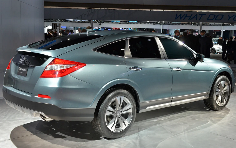 2020 Honda Crosstour Concept