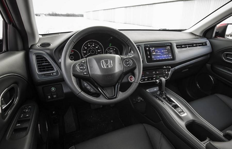 2020 Honda HRV Interior