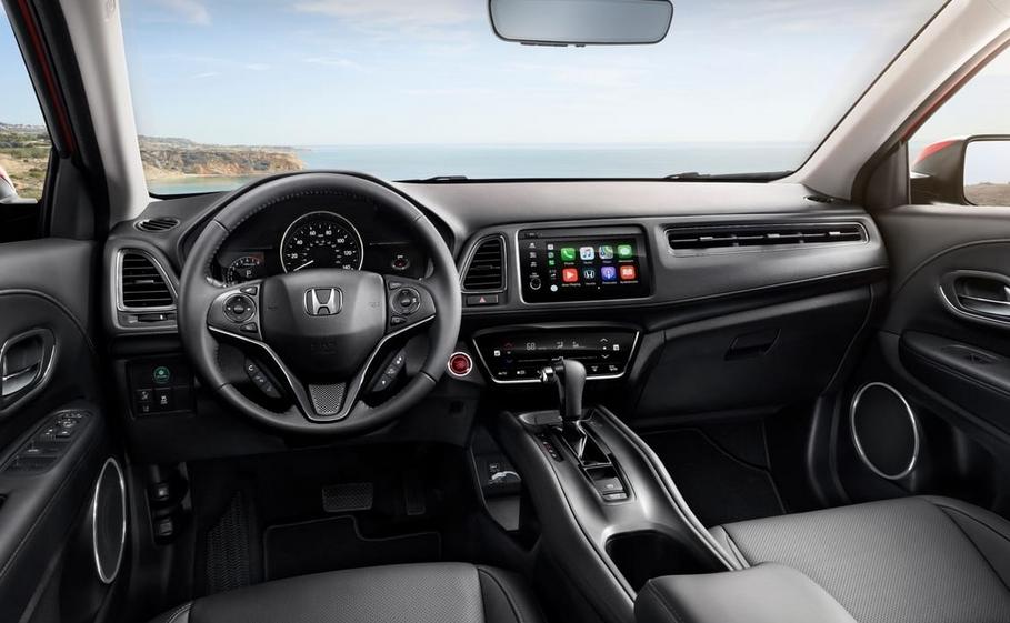 2020 Honda HRV Turbo Interior