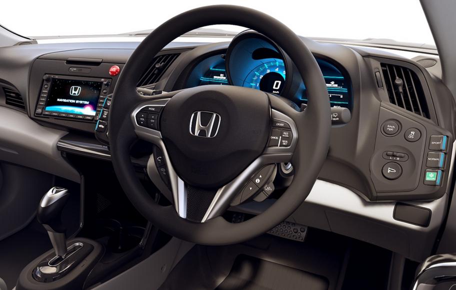 2020 Honda Insight Interior