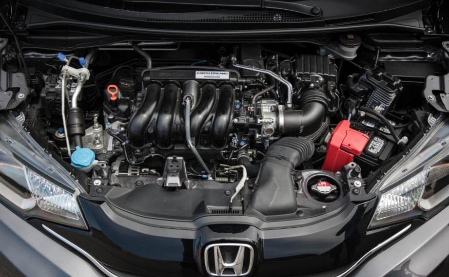 2020 Honda Jazz Engine