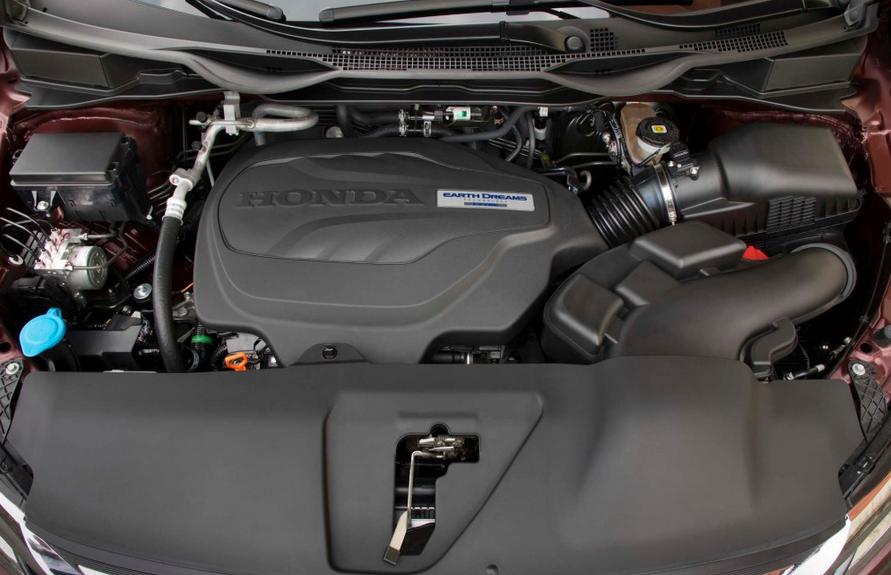 2020 Honda Odyssey Type R Engine