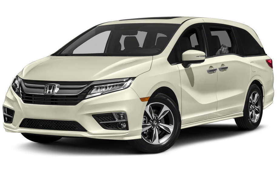 2020 Honda Odyssey Type R Exterior