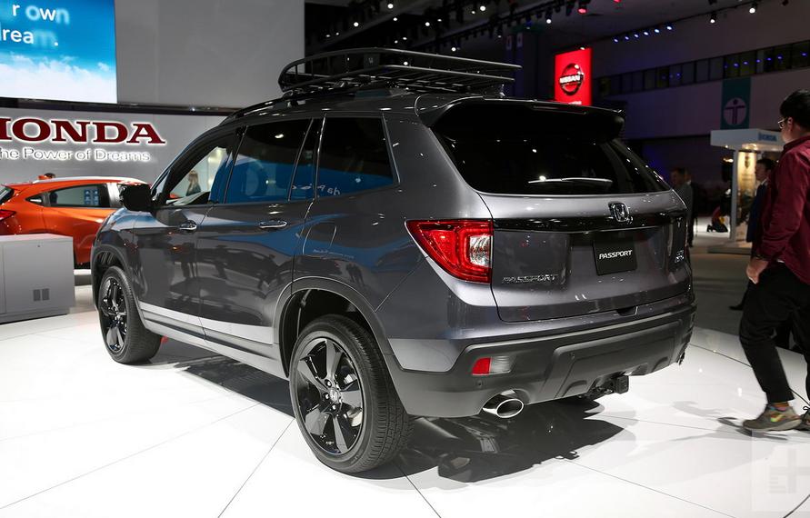 2020 Honda Passport Concept
