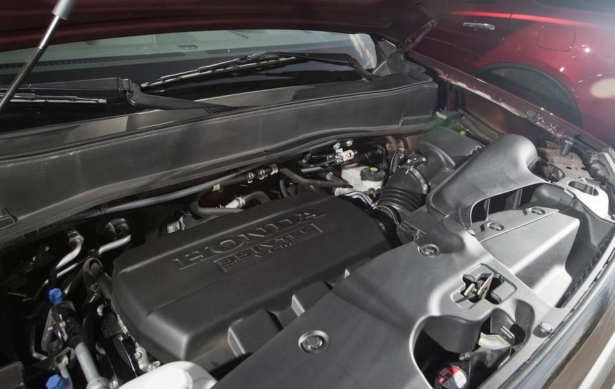 2020 Honda Pilot Redesign Engine