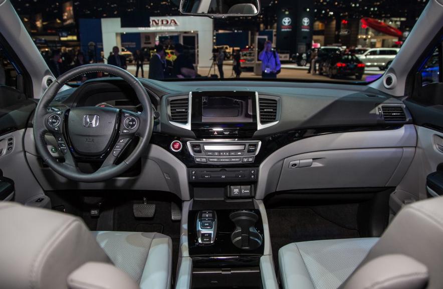 2020 Honda Pilot Redesign Interior