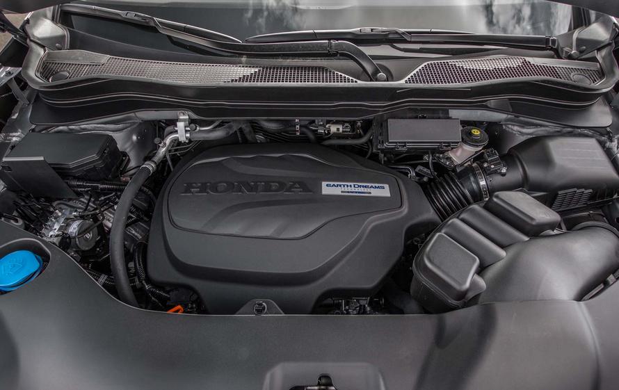 2020 Honda Ridgeline Rumors Engine