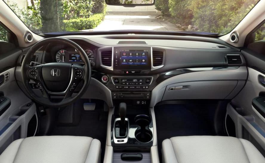 2020 Honda Ridgeline Rumors Interior