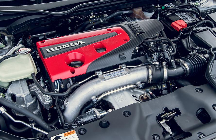2020 Honda Ridgeline Type R Engine