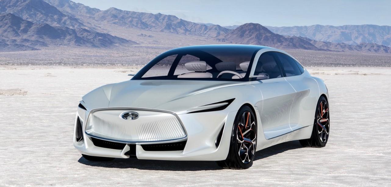2020 Infiniti Coupe Exterior