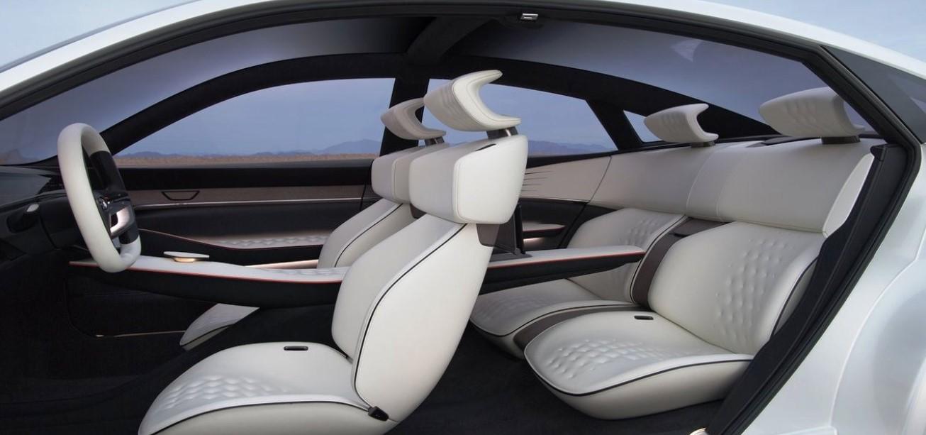 2020 Infiniti Coupe Interior