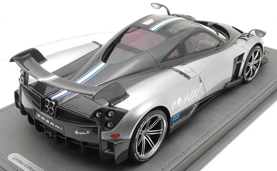 2020 Pagani Huayra BC Concept